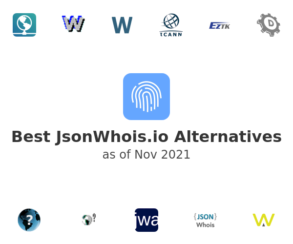 Best JsonWhois.io Alternatives
