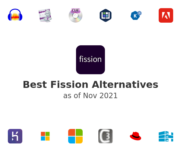 Best Fission Alternatives