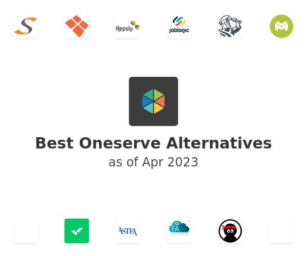 Best Oneserve Alternatives