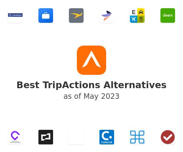 Best TripActions Alternatives