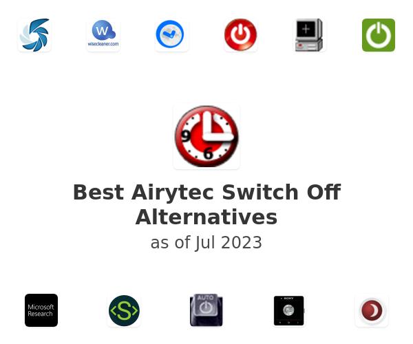 Best Airytec Switch Off Alternatives