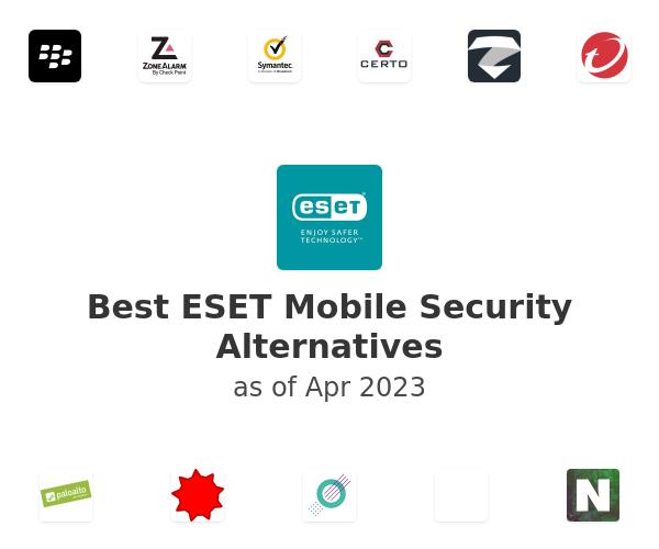 Best ESET Mobile Security Alternatives