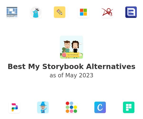 Best My Storybook Alternatives