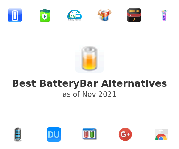 Best BatteryBar Alternatives