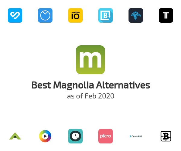 Best Magnolia Alternatives