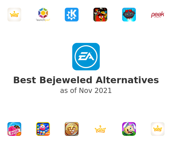 Best Bejeweled Alternatives