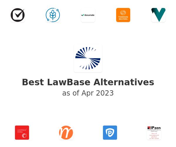 Best LawBase Alternatives