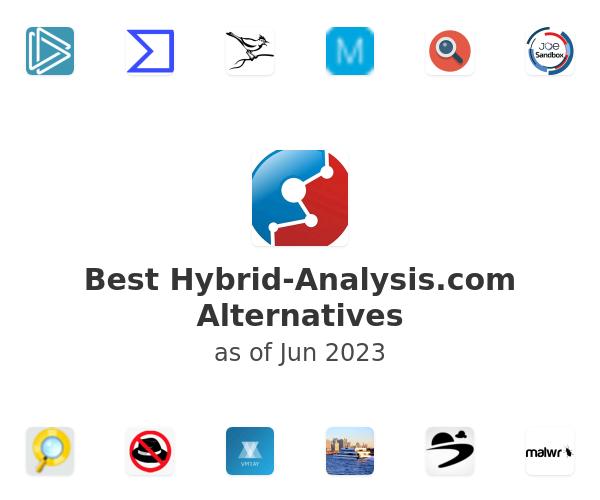 Best Hybrid-Analysis.com Alternatives