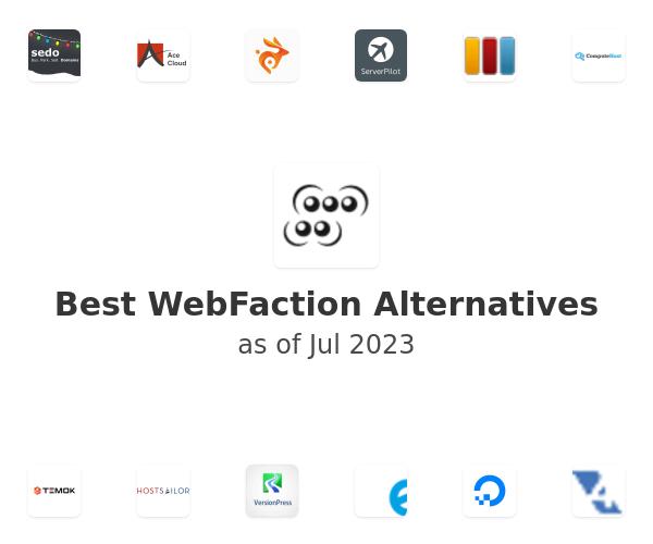 Best WebFaction Alternatives