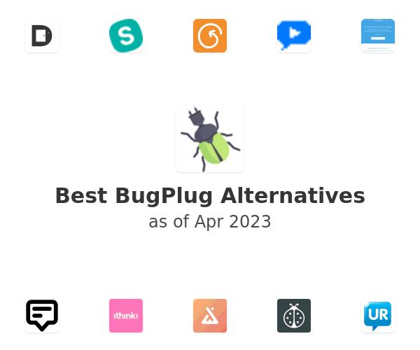 Best BugPlug Alternatives