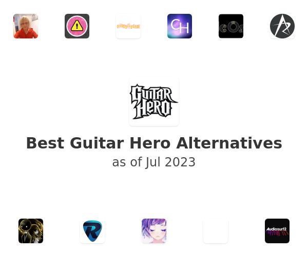 Best Guitar Hero Alternatives
