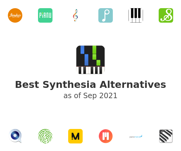 Best Synthesia Alternatives