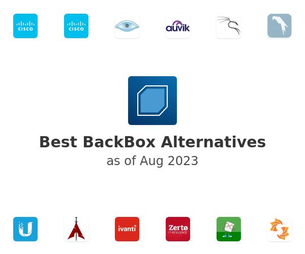 Best BackBox Linux Alternatives