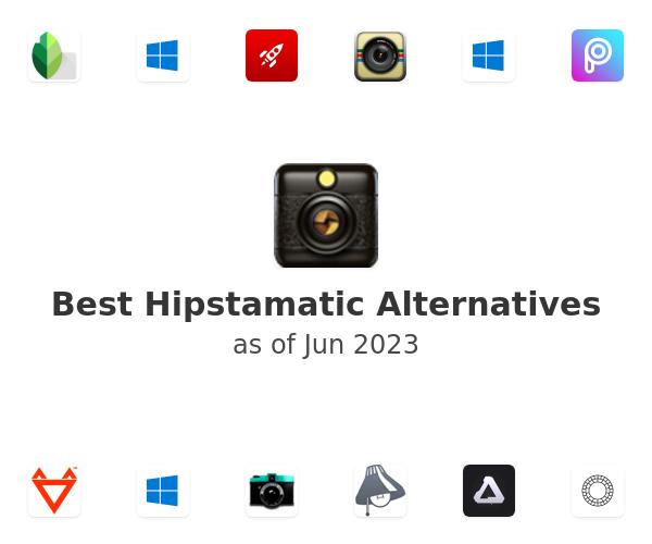 Best Hipstamatic Alternatives