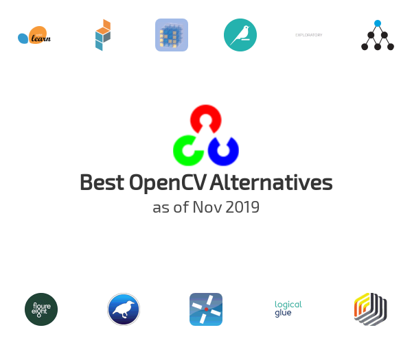 Best OpenCV Alternatives