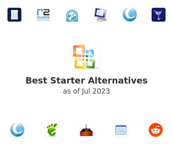 Best Starter Alternatives