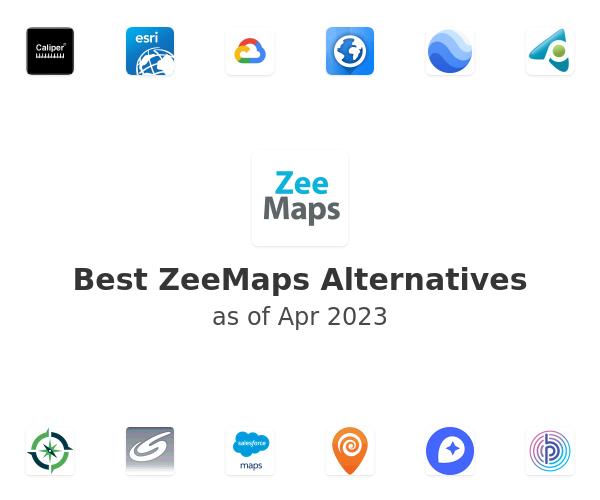 Best ZeeMaps Alternatives