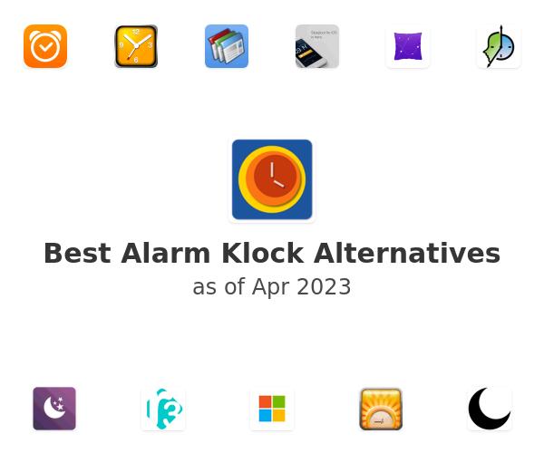 Best Alarm Klock Alternatives