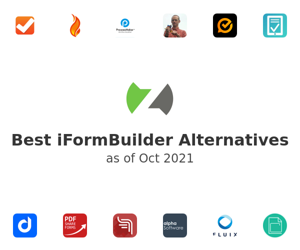 Best iFormBuilder Alternatives