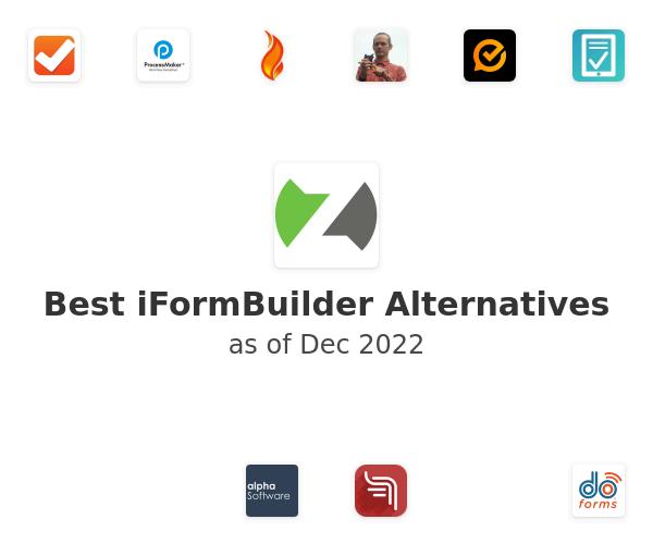 Best iFormBuilder Alternatives