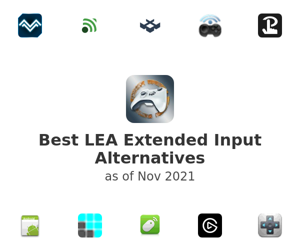 Best LEA Extended Input Alternatives