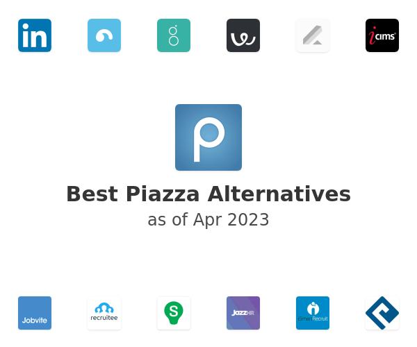 Best Piazza Alternatives