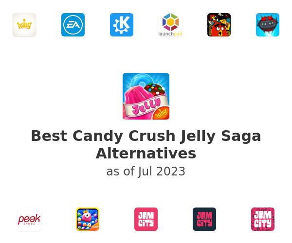 Best Candy Crush Jelly Saga Alternatives