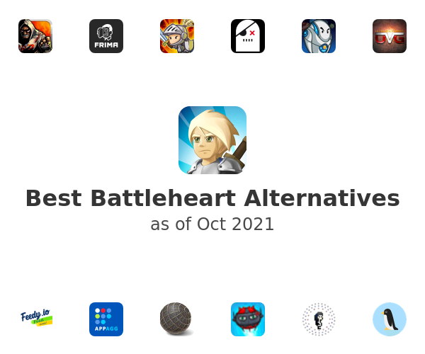 Best Battleheart Alternatives
