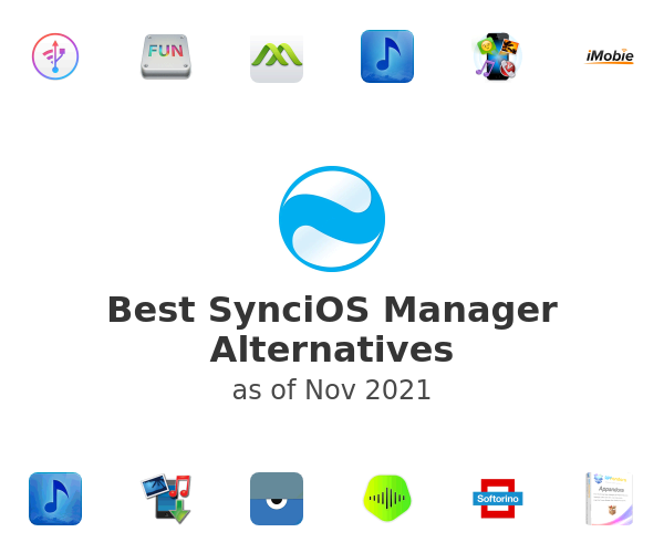 Best SynciOS Manager Alternatives