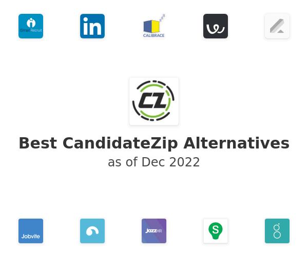 Best CandidateZip Alternatives