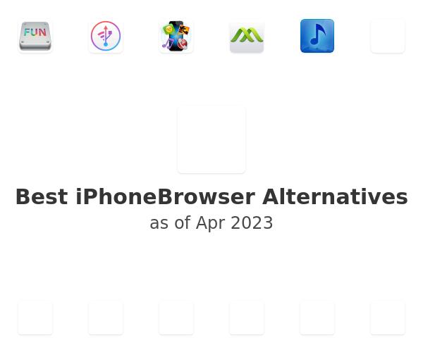 Best iPhoneBrowser Alternatives