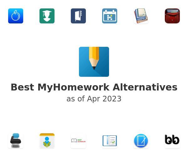 Best MyHomework Alternatives