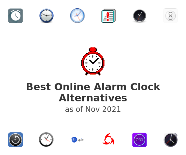 Best Online Alarm Clock Alternatives
