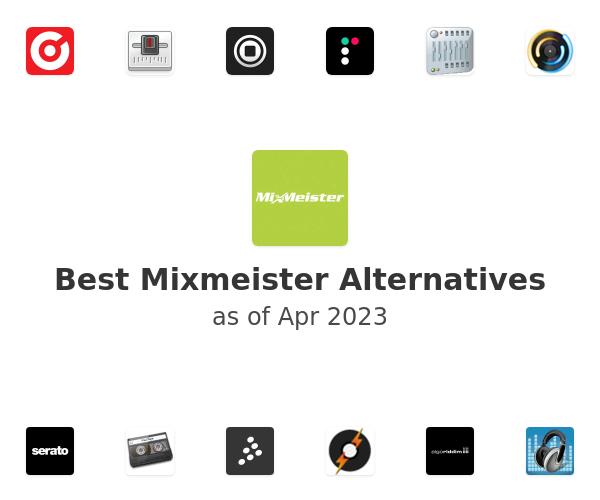 Best Mixmeister Alternatives