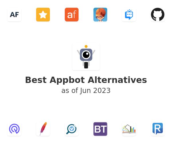 Best Appbot Alternatives