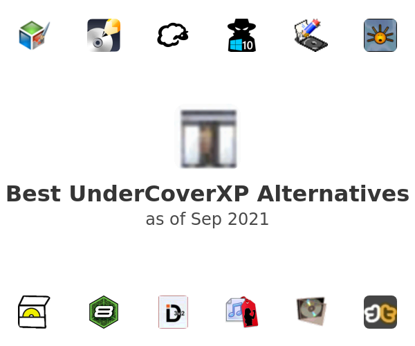 Best UnderCoverXP Alternatives