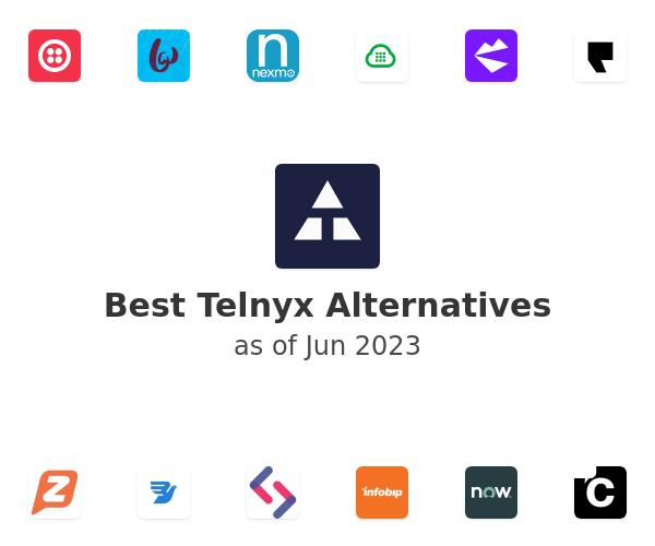 Best Telnyx Alternatives