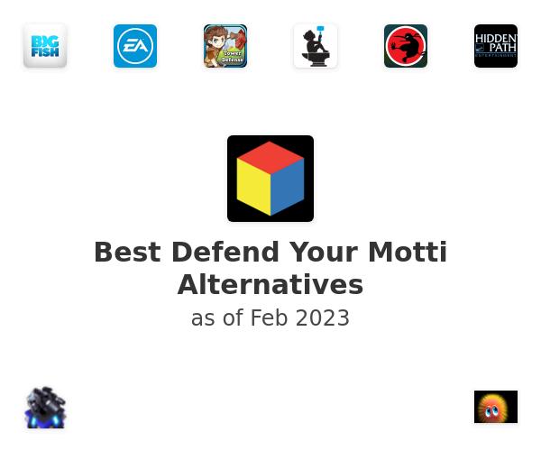 Best Defend Your Motti Alternatives
