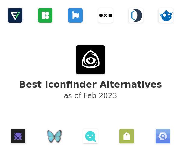 Best Iconfinder Alternatives