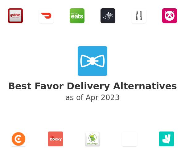 Best Favor Delivery Alternatives