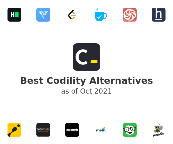 Best Codility Alternatives