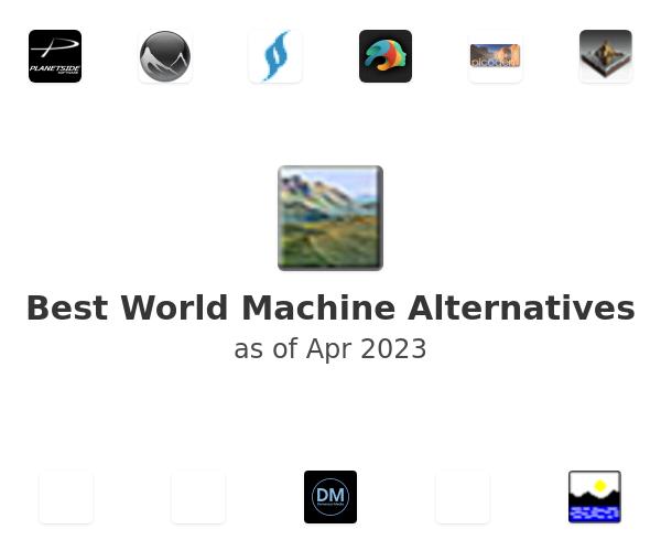 Best World Machine Alternatives