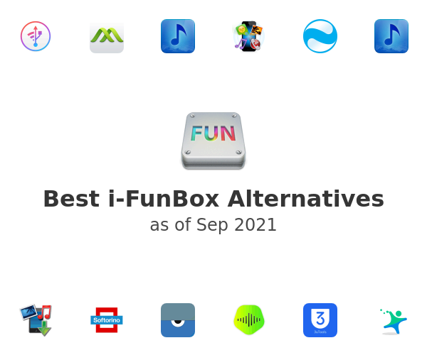 Best i-FunBox Alternatives