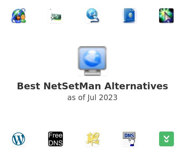 Best NetSetMan Alternatives