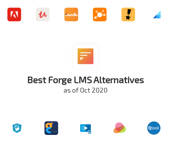 Best Forge LMS Alternatives