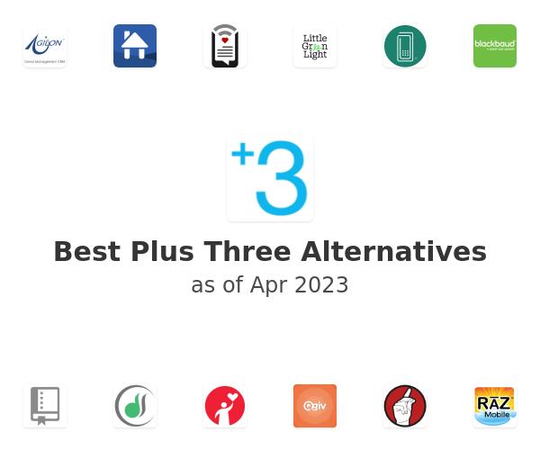 Best Plus Three Alternatives