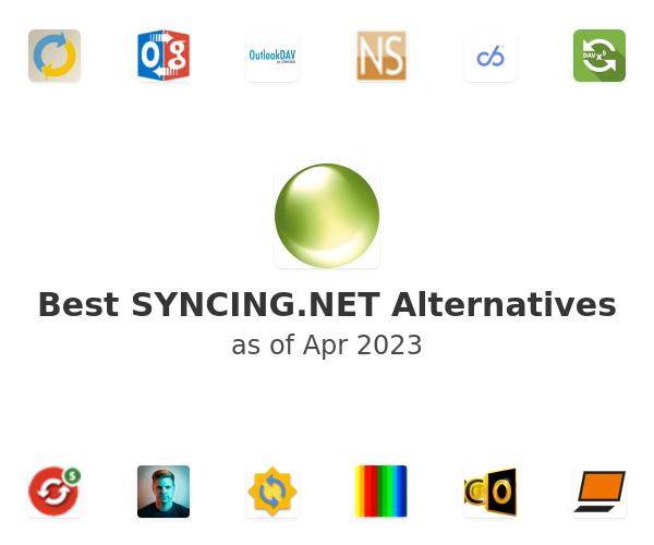 Best SYNCING.NET Alternatives