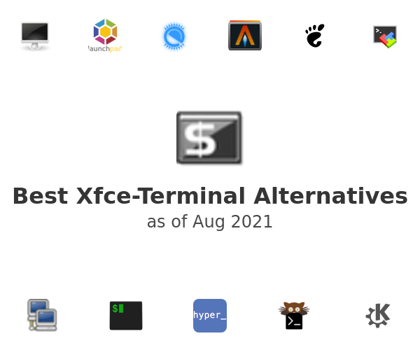 Best Xfce-Terminal Alternatives