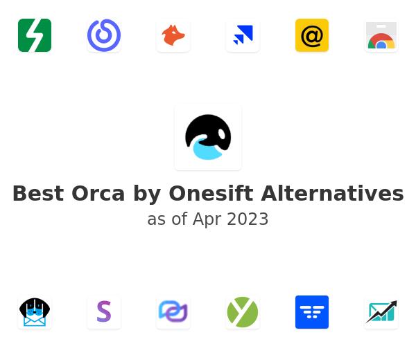 Best Orca by Onesift Alternatives