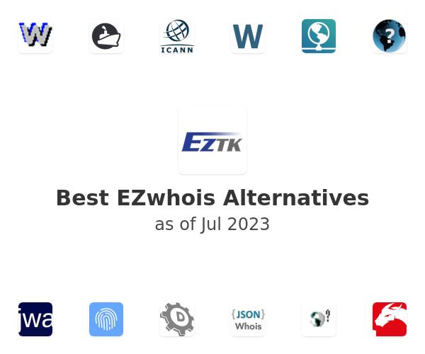 Best EZwhois Alternatives